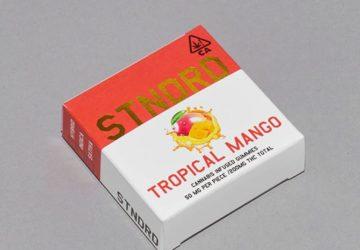 Mango 400mg INDICA Stndrd Gummies
