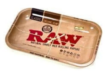 Rolling Trays Small