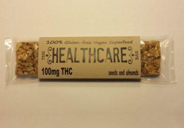 Healthcare Bars 100mg
