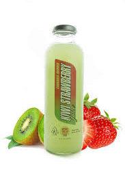 Cannabis Infused 125mg Kiwi Strawberry Juice